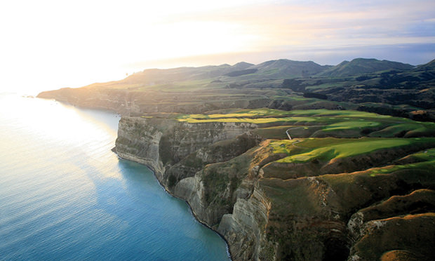 Cape Kidnappers, New Zealand - 2018 CAGGY Award Staff Pick Winner - Best International Golf Experience