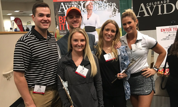 2017 CAG Denver Golf Expo Staff Members