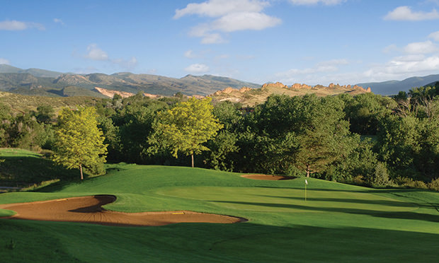 Mariana Butte Golf Course - 2018 CAGGY Award Winner - Best Front Range/Northeast Course