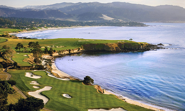 Pebble Beach Resorts, California - 2018 CAGGY Award Winner - Best Overall Golf Experience
