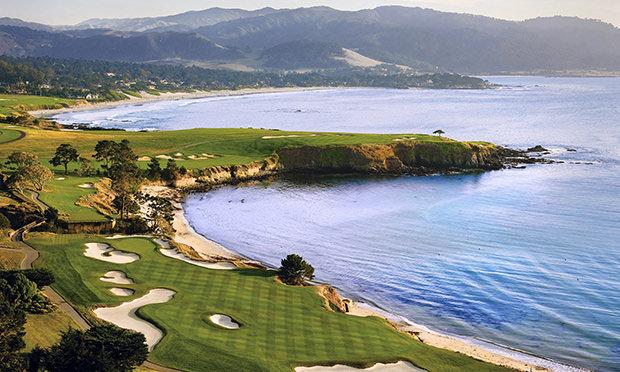 Pebble Beach Resorts, California - 2018 CAGGY Award Winner - Best Overall Golf Experience