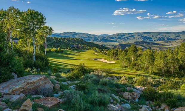 Red Sky Golf Club - 2018 CAGGY Award Winner - Best Mountain Club