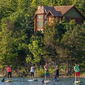 Big-Cedar-Lodge-Paddleboarding