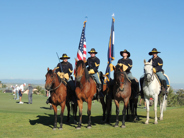 The Cavalry Arrives at Colorado Golf Club