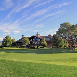 the powder horn in sheridan, wyoming - clubhouse