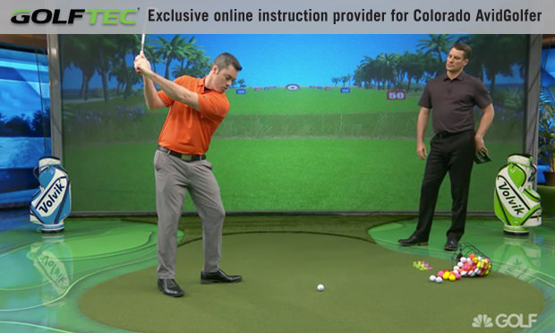 Golftec On Golf Channel Improve Your Turn To Swing Like A Pro