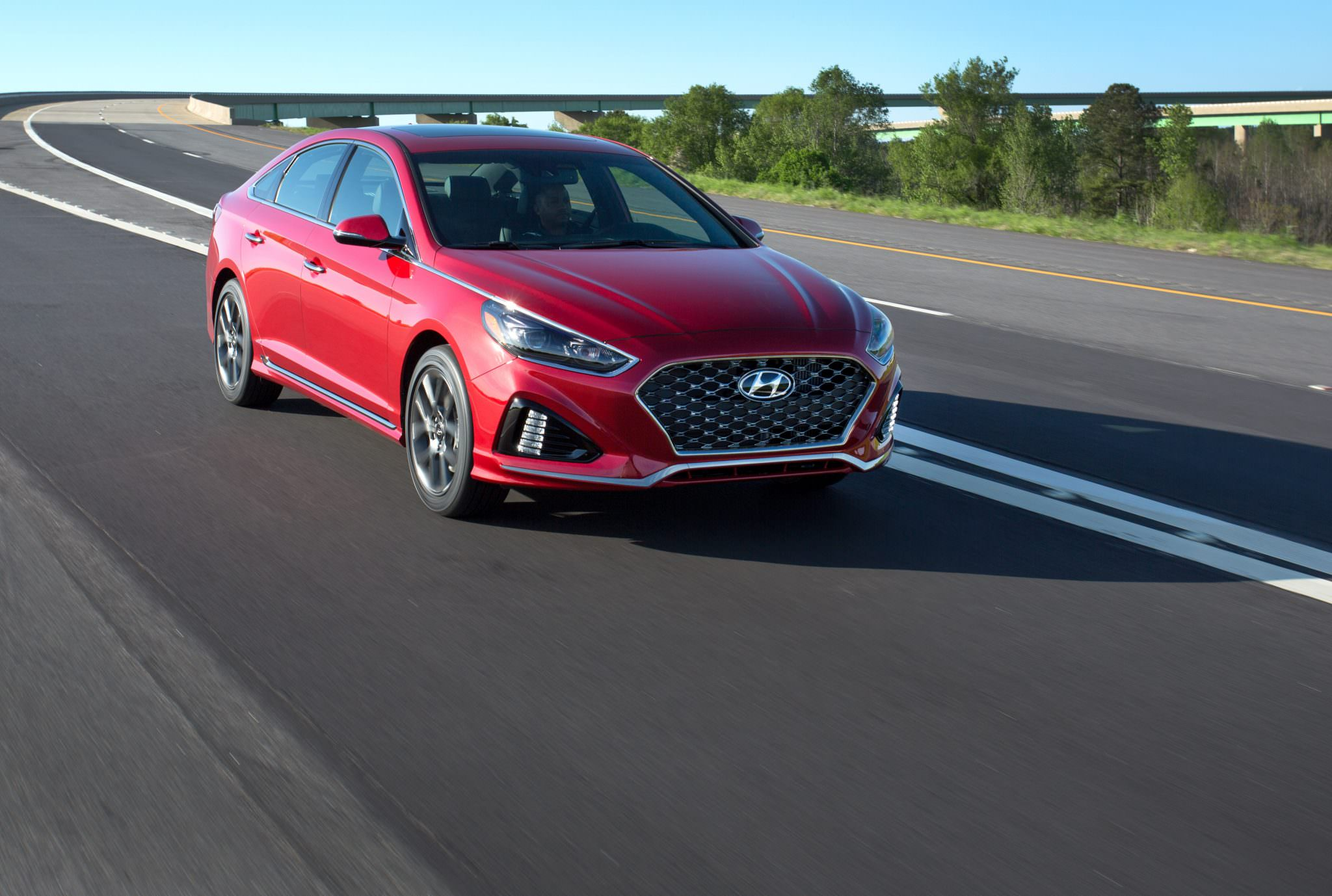2018 Hyundai Sonata Limited 2 0t Review Colorado Avidgolfer