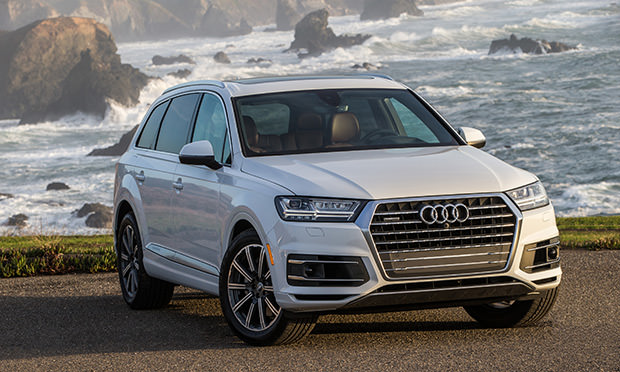 2018 Audi Q7 2 0 Liter Review Colorado Avidgolfer