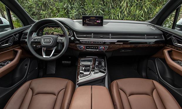 Audi Q Liter Review Colorado AvidGolfer - Audi q7 review