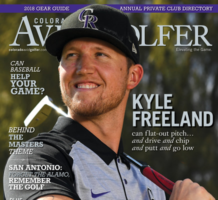 Rockies Star and Colorado's Own Kyle Freeland - The April 2018 Issue