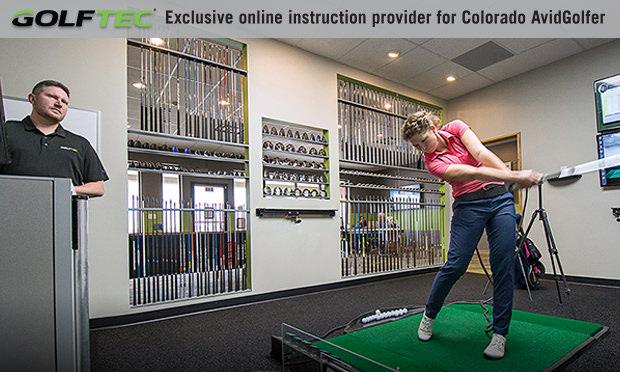 golftec on golf channel: follow through for longer tee shots