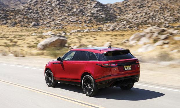 Range Rover Velar SUV 2018