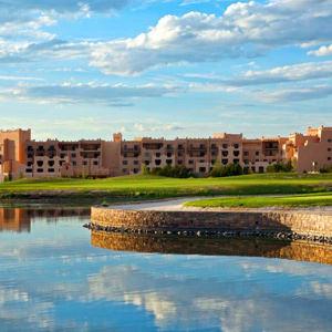 Hilton Santa Fe Buffalo Thunder Exterior