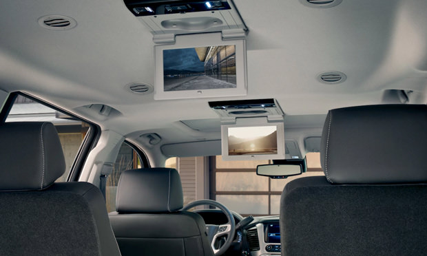 The 2018 GMC Yukon Denaliu0027s Spacious And Techu0027d Up Interior
