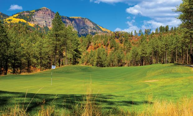 Glacier Club - Colorado Golf