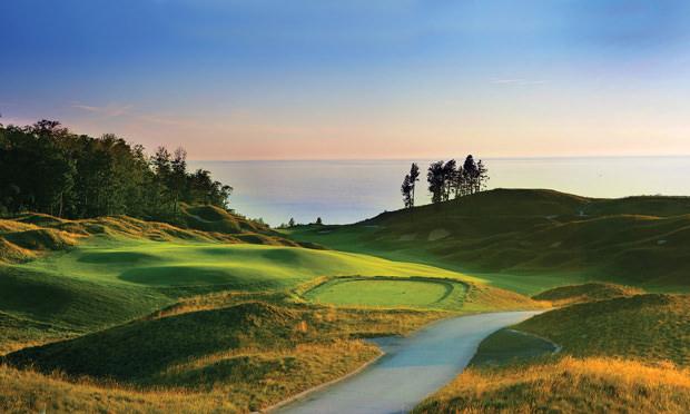 Arcadia Bluffs - Michigan Golf