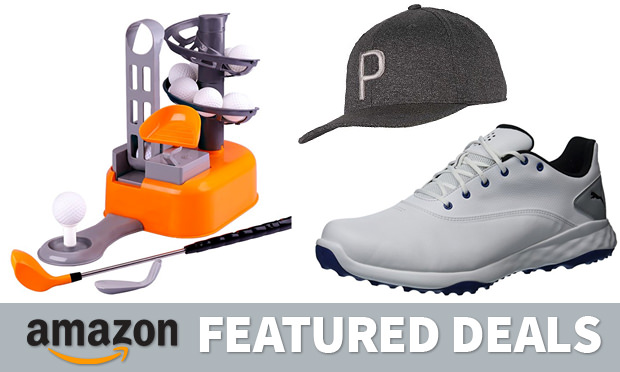 Featured Deals May 30th: iPlay Golf Toy (57% OFF), Puma