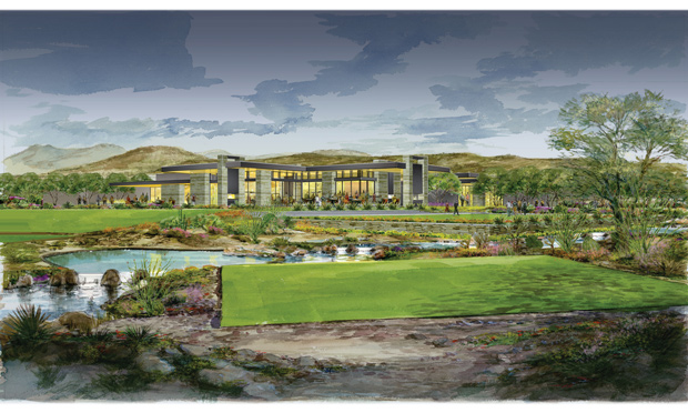 desert mountain seven rendering
