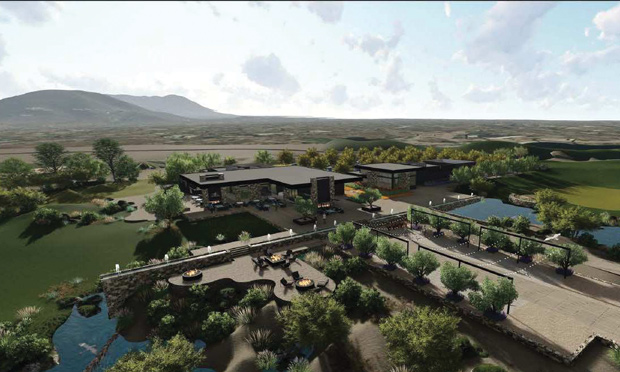 seven desert mountain rendering 2