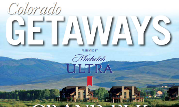 The 2018 Colorado Getaways Section Presented by Michelob ULTRA