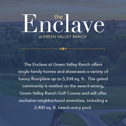oakwood homes green valley ranch the enclave 250x250
