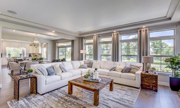 oakwood homes gvr interior - enclave