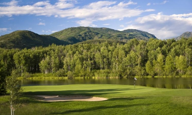 rollingstone ranch course view steamboat springs