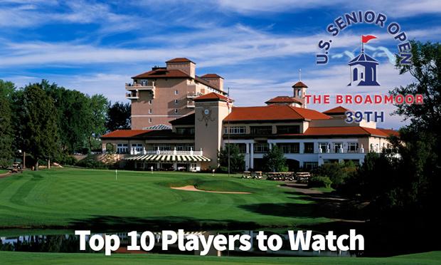 2018 US Senior Open Top 10 Players
