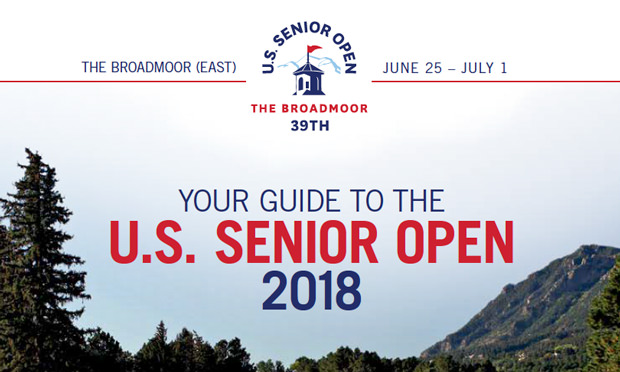 The 2018 U S Senior Open Guide The 39th U S Senior Open