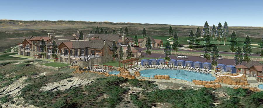 country club at castle pines new amenities