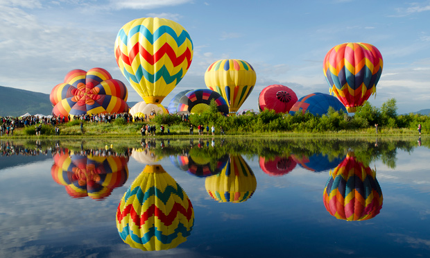 steamboat springs balloons