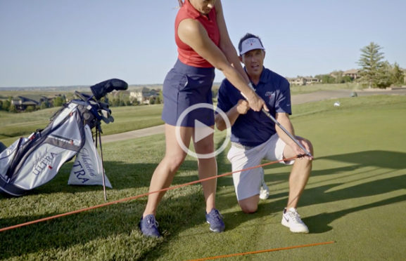 #GetGolfFit Series: Bungee Cord Drill to Increase Strength, Clubhead Speed