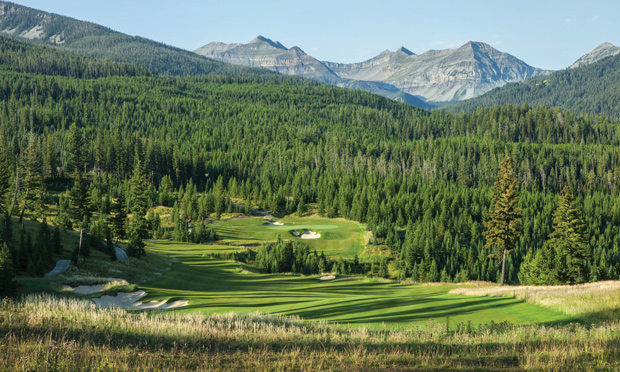 montana golf moonlight basin