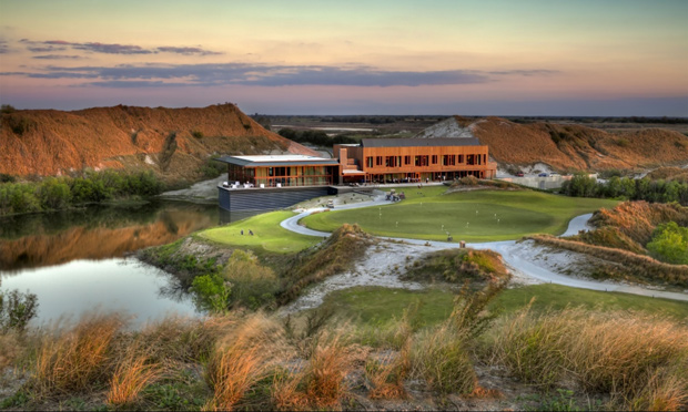 Streamsong's Clubhouse