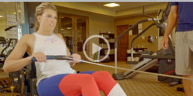 Rowing Interval Cover