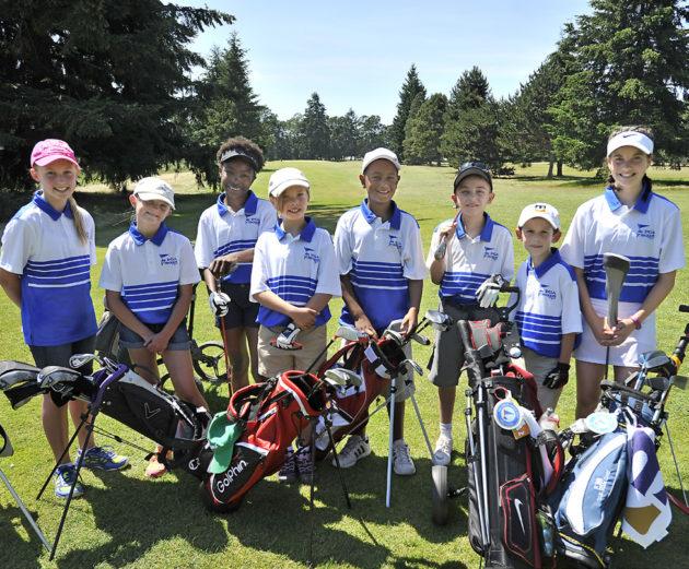 Colorado's PGA Junior League has attracted more than 2000 kids, earning a Graffis Award