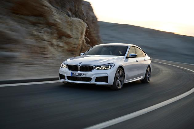 BMW 6 Series Grand Turismo
