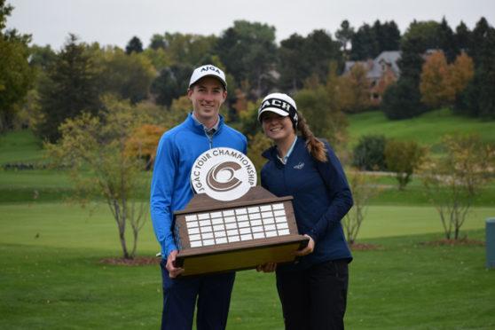 Klutznick and Hillary Win JGAC Tour Championships