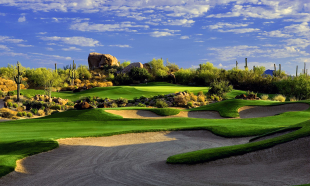 troon north pinnacle course cover