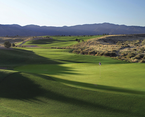 Sandia Golf Club, New Mexico