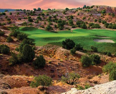 Towa Golf Club, New Mexico
