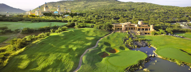 Sun City's Lost City Golf Course