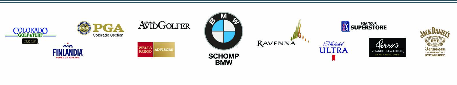 2019 Schomp BMW Cup Sponsor Banner