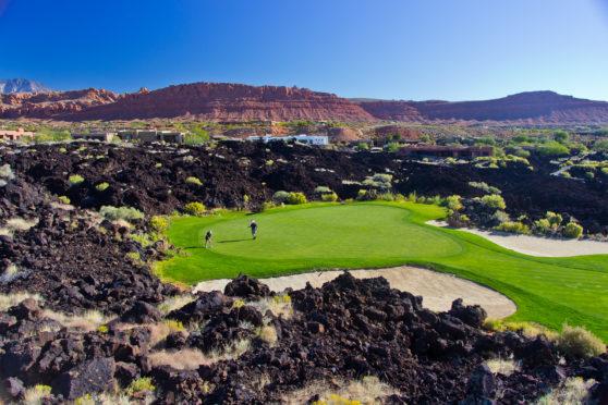 Inn_at_Entrada_golf_Utah