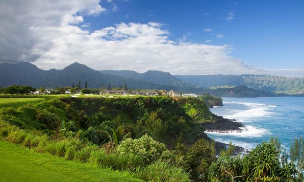 Princeville Makai Golf Club, Kaua'i, Hawai'i