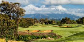 Puakea Golf Course, Kaua'i, Hawai'i