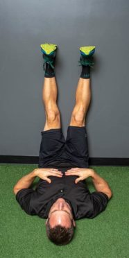 Back Pain Relief Exercise, 1