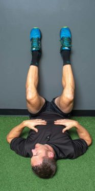 Back pain relief exercise, 7