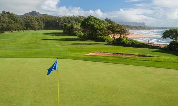 Wailua Golf Course, Kaua'i, Hawai'i