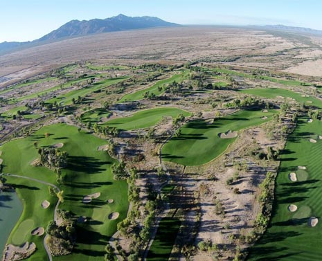 Ak-Chin Southern Dunes Golf Club - Arizona